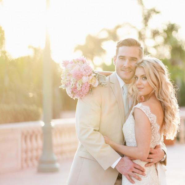 Vintage Biltmore Hotel Miami Wedding in Coral Gables, Florida