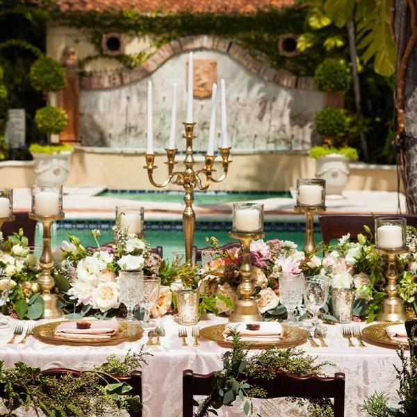 Along Came Stephanie | Hotel Escalante wedding inspiration in Naples, Florida
