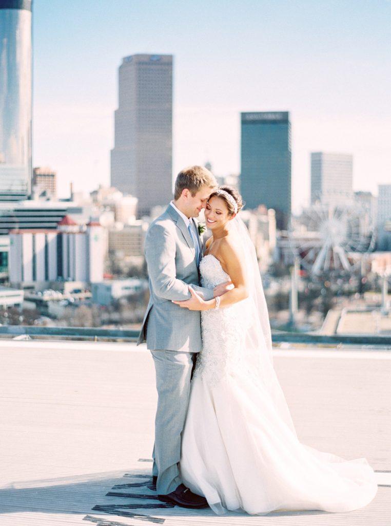 Along Came Stephanie Ventanas Wedding in Atlanta, GA